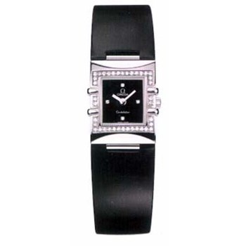 OMEGA CONSTELLATION 18354651 4-DIAMOND WATCH
