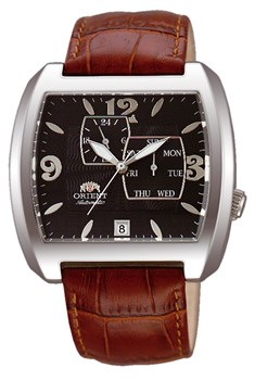 WATCH MEN ORIENT AUTOMATIC SKIN SPHERE IN BLACK ETAD1B0 - N ETAE1B0 - N ETAE1B0 -n