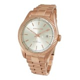 WATCH GOLD MAN PINK 8435334800156 DEVOTA & LOMBA