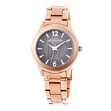 WATCH GOLD PINK FEMALE 8435432511534 DEVOTA & LOMBA