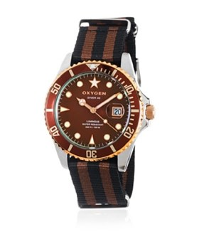 WATCH OXYGEN BROWN EX-D-WHI-40