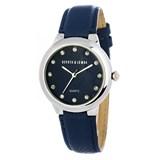 Reloj piel azul mujer 8435432512005 Devota & Lomba