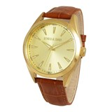 WATCH SKIN MAN, GOLDEN SPHERE 8435334800194 DEVOTA & LOMBA
