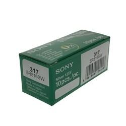 Pilas de Boton SONY 317 Diloy PRSN000317