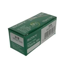 Pilas de Boton SONY 319 Diloy PRSN000319