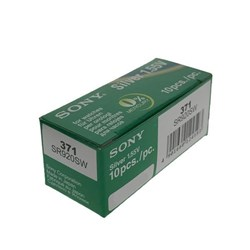 Pilas de Boton SONY 371 Diloy PRSN000371