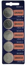 Pilas de Boton SONY CR2032 Diloy PRSNCR2032