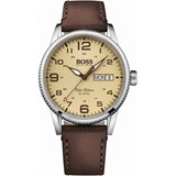 WATCH PILOT AC 44MM ESF BEIGE CO MAR HUGO BOSS 1513332