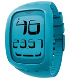 WATCH PLASTIC TURQUOISE TOUCH SURS100 SWATCH