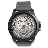 WATCH POLICE MEN ANALOG SKULL R1451242001