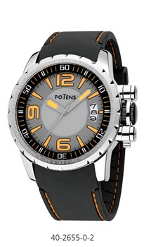 WATCH MEN POTENS STEEL 40-2655-0-2