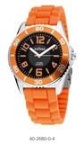 WATCH POTENS STRAP ORANGE SPORT 40-2680-0-4