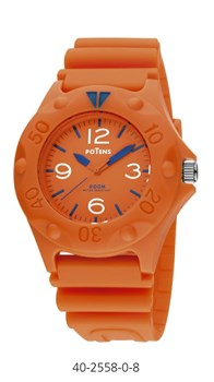 WATCH ORANGE POTENS 40-2558