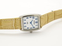 WATCH POTENS LADY STEEL AND LEATHER 40-2556-0-3