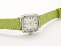 WATCH POTENS LADY GIRL STEEL AND LEATHER 40-2553-0-5