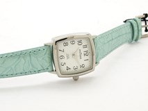 WATCH POTENS LADY-GIRL, STEEL AND LEATHER 40-2553-0-6