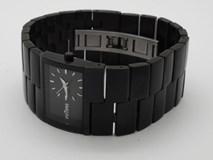 Reloj Potens Sra. Acero Negro 40-223-0-0