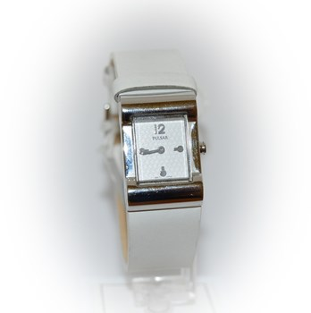 MONTRE PRESSE LADY WHITE PEG909X Pulsar