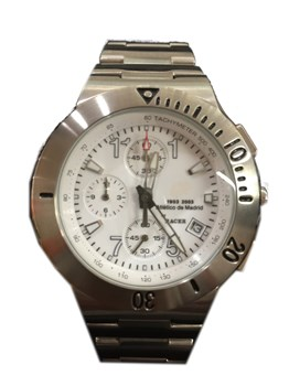 WATCH RACER STEEL 2604-I 2604-OS