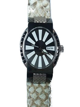 WATCH RACER BLACK ROSE