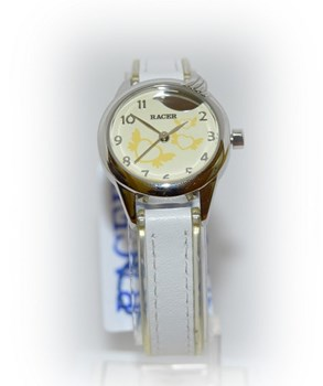 WATCH RACER COMMUNION GIRL RL33738-2