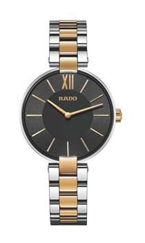 MONTRE RADO COUPOLE R22850163 BICOLOR