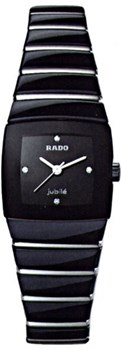 Watch Rado ceramic woman and diamonds R13337732