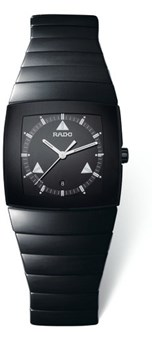 Watch Rado Sintra black matte R13767152 woman