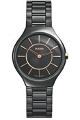 WATCH RADO TRUE THINLINE BLACK R27742152