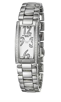 WATCH RAYMOND WEIL SHINE STEEL WITH DIAMONDS 1500 - ST1 - 05303 1500-ST1-05303
