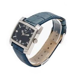 Reloj Rectangular QZ EN 40 Sandoz 71537-05