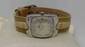 WATCH RECTN�BEIGECOMU VICEROY 43508-45