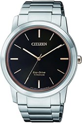 Reloj Relo CITIZEN supertitanio caballero,eco drive  AW2024-15E AW2024-81E