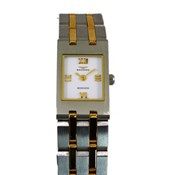 WATCH TWO-TONE SANDOZ 71528-50