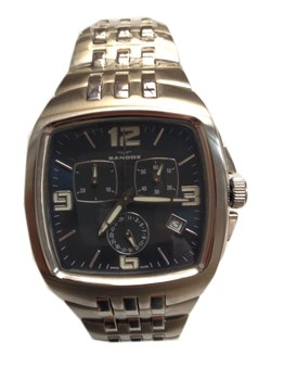 WATCH SANDOZ MEN 73503-03