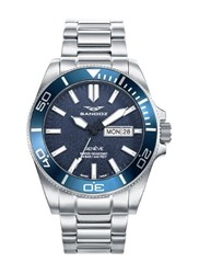Reloj Sandoz hombre azul 81449-37 11681