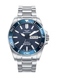 WATCH SANDOZ BLUE MAN 81449-37 11681