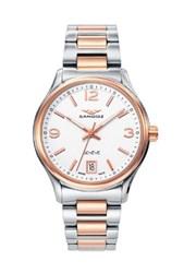 Reloj Sandoz mujer bicolor rosado 11693 81332-95