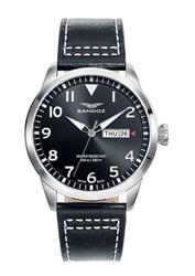 Reloj Sandoz negro para hombre 11695 81421-55