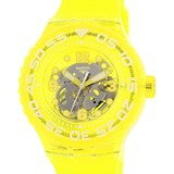 WATCH SCUBA YELLOW SUUJ101 SWATCH