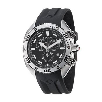 Sector Ocean Master montre chrono noir R3271670125