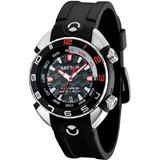Watch Sector Shark Master 3 h black dial R3251178225