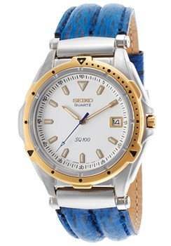 Watch Blue Seiko SJQ016