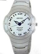 Reloj Seiko Premier acero SLT065
