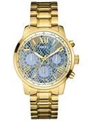 WATCH LADY ANALOG W0330L13 GOLDEN-YELLOW GUESS