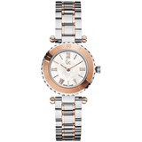 WATCH LADY ANALOG SWISS MADE BRAND GC TWO-TONE X70027L1S