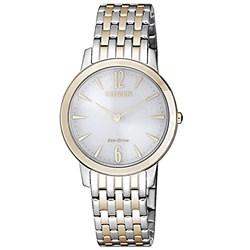Reloj señora Citizen solar esfera nacar EM 0533-82Y