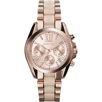 Reloj señora cronógrafo pvd rosado y carey  MK6066 Michael Kors
