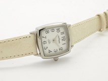 WATCH LADY AND GIRL COMMUNION POTENS STEEL AND LEATHER 40-2553-0-1