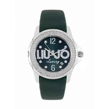 WATCH SHINE GREEN-SKINNED LIU JO TLJ350